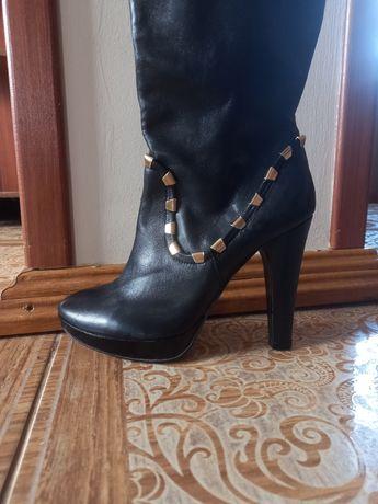 Італійські осінні чоботи.