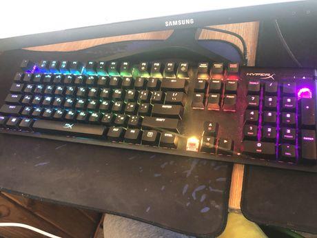Продам клавиатуру hyperX aloy origins