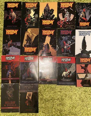 Hellboy komplet