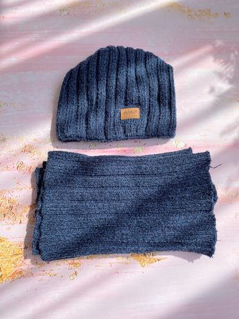 Набір шапка зимова 7-9 років