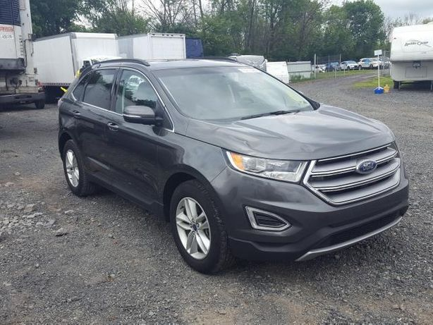 Ford Edge SEL 2018 USA