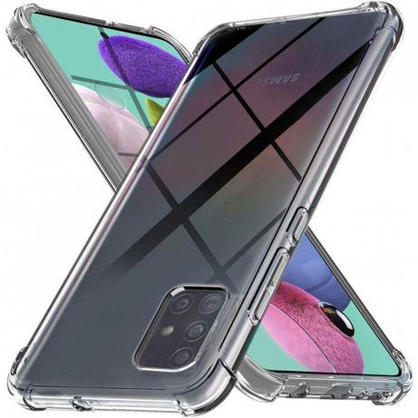TPU чохол Epic Ease з посиленими кутами для Samsung Galaxy A51