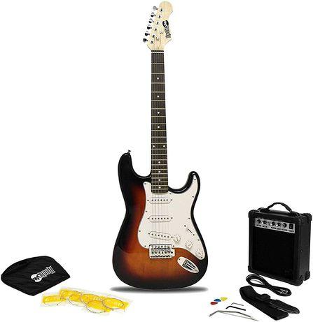 Gitara eletrryczna rockjam