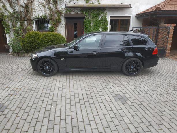 BMW E91 2.0d 184km
