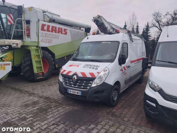 Renault Master  Klima podnośnik koszowy zwyżka uszkodzony
