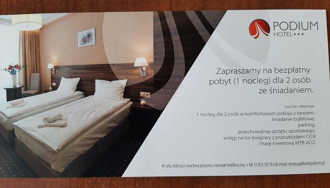 Voucher 1 nocleg dla 2 osób że śniadaniem Wisła Hotel***