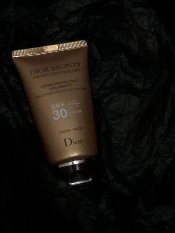 Solar dior bronze facial, spf 30, ótima oportunidade!