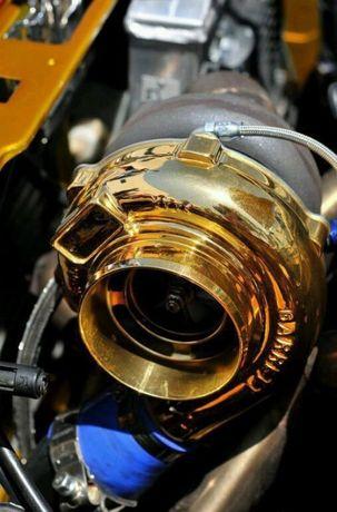 Turbina PEUGEOT 208 308 / Berlingo C3 / FORD Fiesta 1.6 75KM 92-95KM