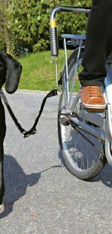 Uchwyt rowerowy dla psa Trixie