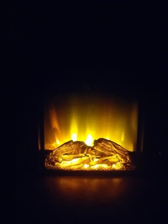 продается электрический камин inter flame if ef 05 18 для квартиры!