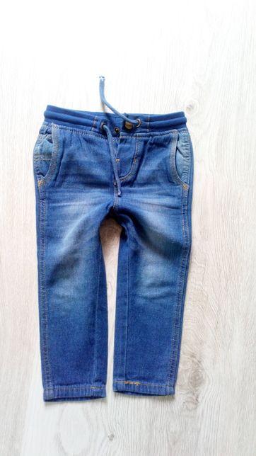 Spodnie rurki slim dla chłopca pepco 92