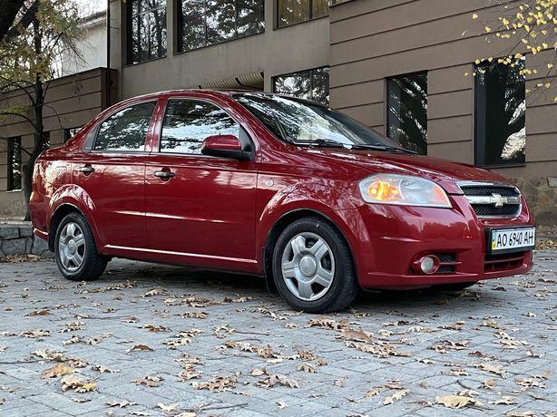 Chevrolet aveo 1.5 газ поляк