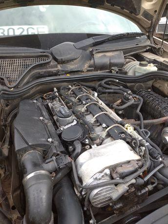 Двигун mercedes om 612 2.7cdi Sprinter,W210,W203W163,