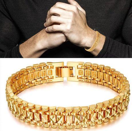 Браслет медицинское золото