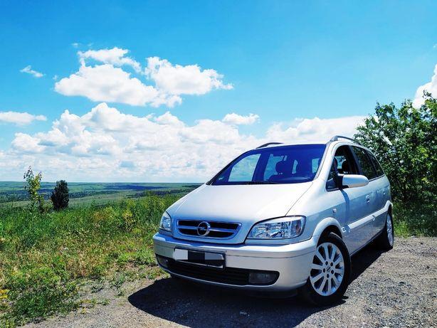 Opel Zafira A 1.6 CNG, Метан