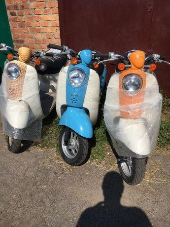 Японские скутеры, мопеды с первых рук