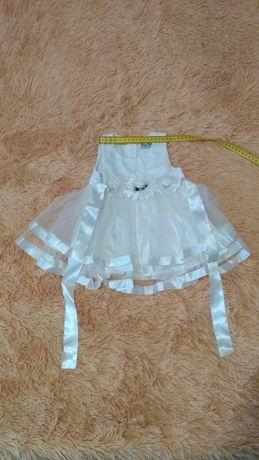 Платье нарядное, платтячко на дівчинку, плаття, платье на годик, одяг