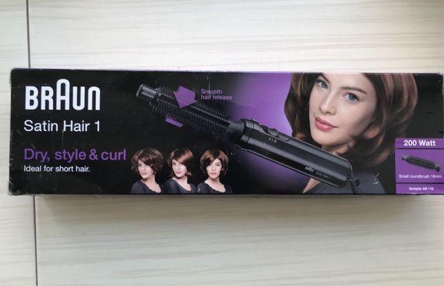 Фен-щетка Braun Satin Hair 1