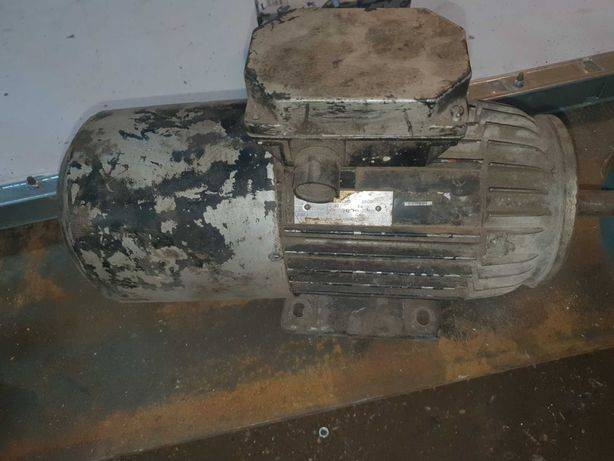Silnik elektryczny 0.75 kw z hamulcem 400v 2800obr/min