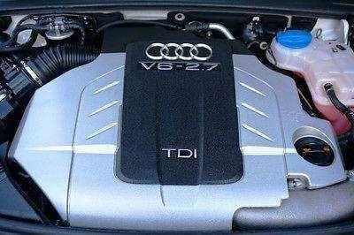 Silnik can audi a6c6 2.7 tdi lift