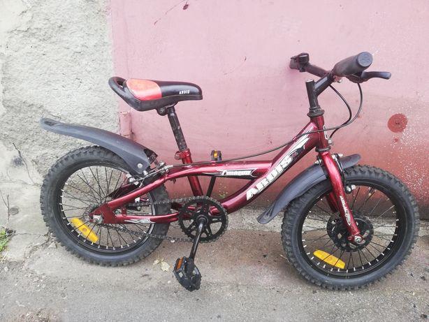Велосипед 16-е колеса после ТО
