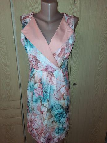 Продам летнее платье 44-46 размера