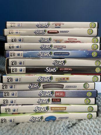 The Sims 3 - zestaw 13 płyt