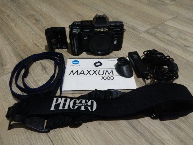 Câmara Fotográfica Minolta AF Maxxum 7000 (Dymax) compatível com Sony
