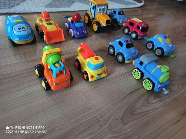 Samochodziki dla dziecka