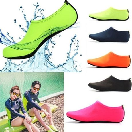 Sapatos de Praia Anti-Corte, Natação, Mergulho