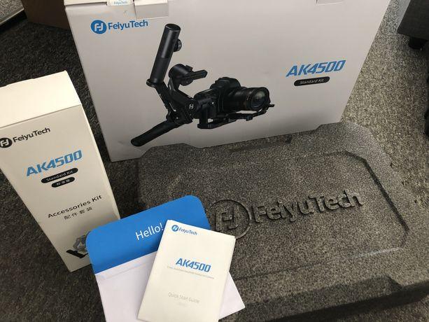 FeiyuTech AK4500 Standard Kit, Gimbal do Aparatu i Kamery