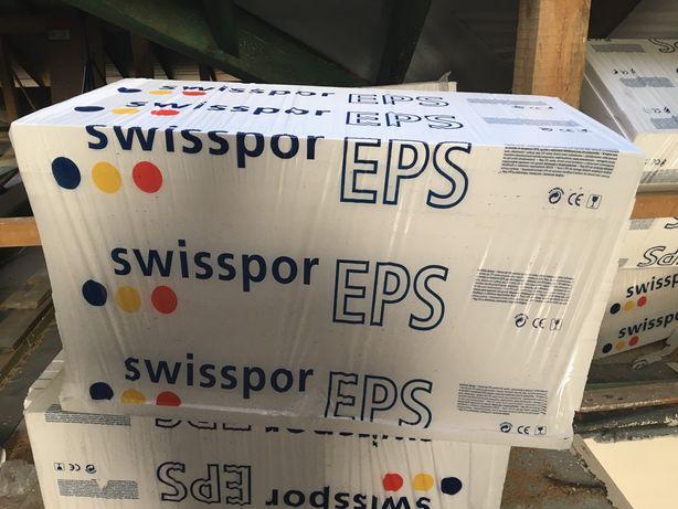 Styropian podlogowy Swisspor parking EPS 150. 4 cm