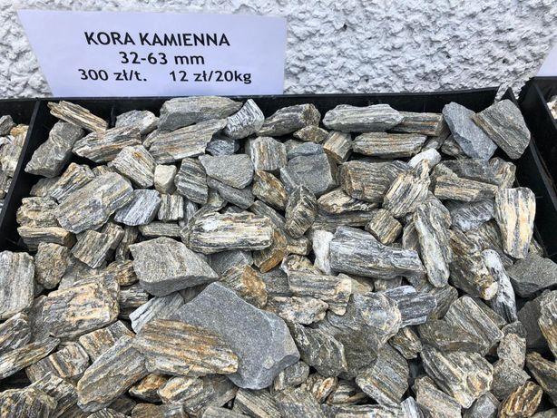 Kamień ogrodowy Kora Kamienna Gnejsy - Hurt - Detal - Worki - Słotwina