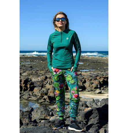 Nessi Sportswear spodnie dresowe Lilly Pond M