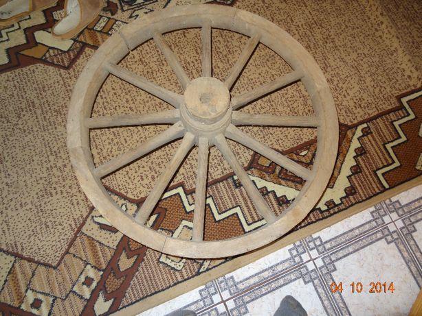 koło drewniane