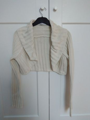 Bolerko, sweter Zara M