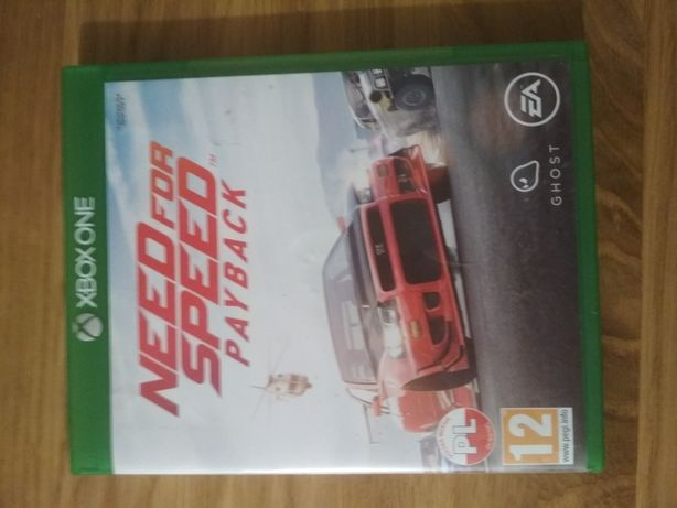 NFS Payback Xbox