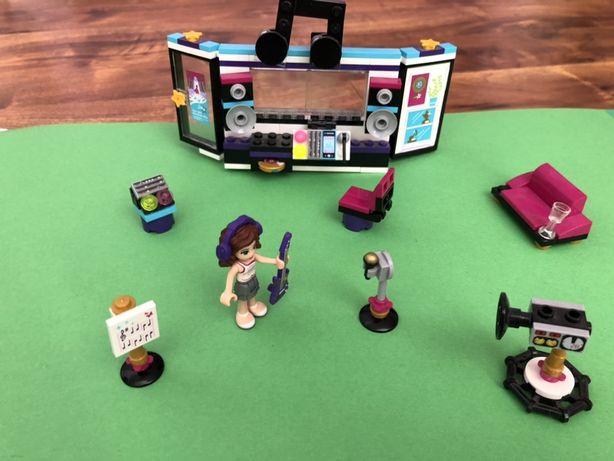 Lego Friends studio nagrań 41103