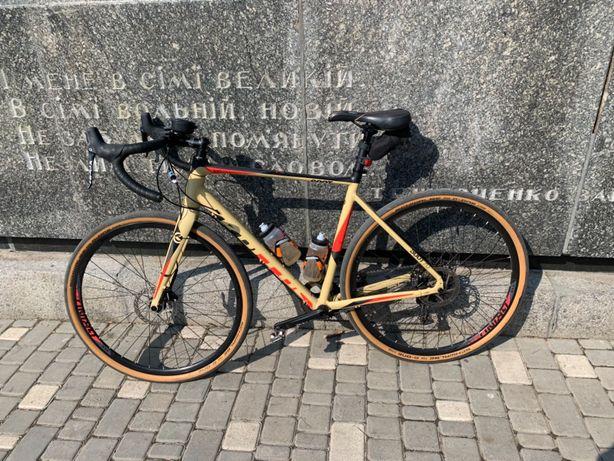 велосипед гревел Kellys Soot 70 циклокросс гравийник шоссейник
