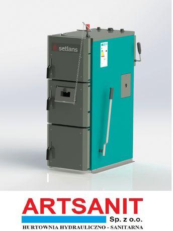 Kocioł / piec SETLANS Selvan 15 kW drewno