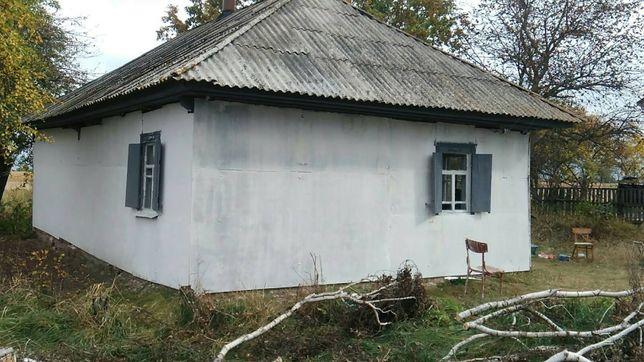 Продается дом в Черниговской области