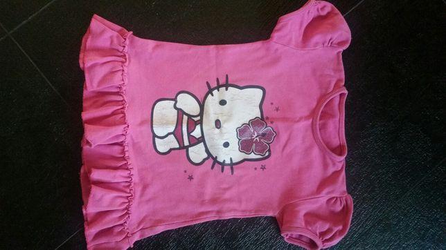 Sukienka Hello Kitty 110 cm