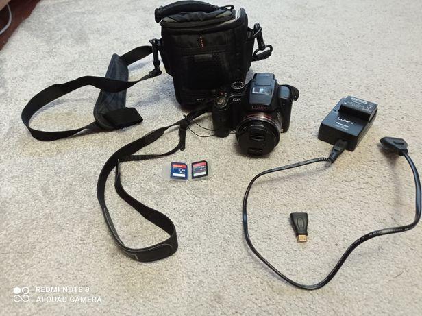 Aparat fotograficzny Lumix