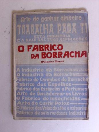 O Fabrico da Borracha de J. Muller