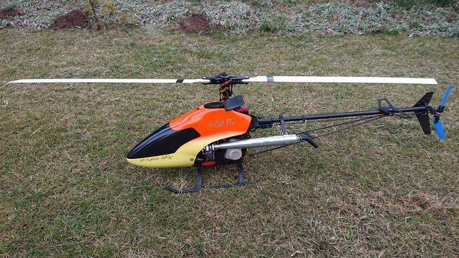 Model helikoptera spalinowego X-cell USA Latająca legenda