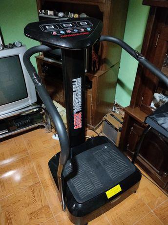 Plataforma vibratóriapara exercício