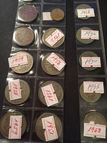 moeda 50 centavos 1935