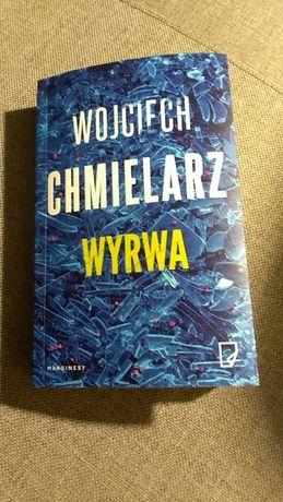 Książka Wojciech Chmielarz WYRWA