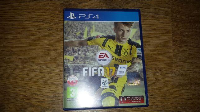 Gra FIFA 16 i 17 PS4