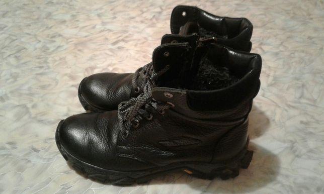 Ботинки  зимові.